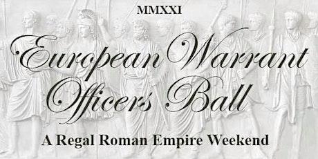 A  Regal Roman Empire Weekend (Ball-Only) tickets