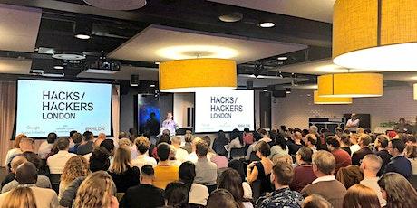 Hacks/Hackers London: October 2021 meetup tickets