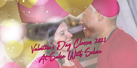 Valentine's Day: Romantic Dance Class For Couples tickets