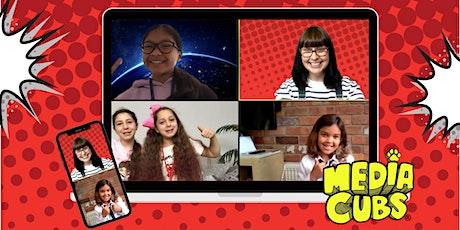 Weekly Virtual Newsroom For Kids tickets