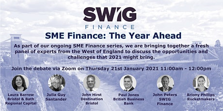 SME Finance: The Year Ahead tickets