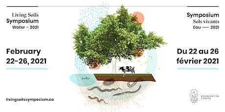 Symposium Sols vivants 2021- Living Soils Symposium 2021 tickets