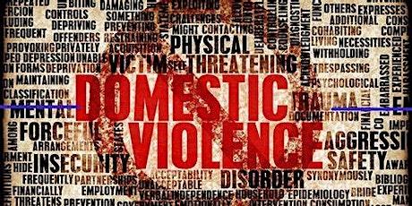Domestic Abuse Community Training tickets
