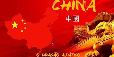 O Dragão Asiático - Aprenda a Investir na China ingressos