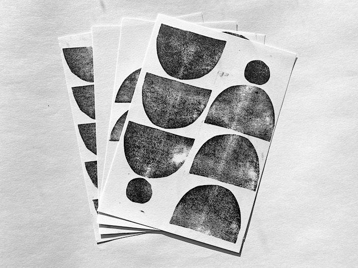 Online-Workshop I Drucken: Danish Minimalism I Für Erwachsene ab 16 J.: Bild