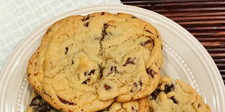 AWESOME Chocolate Chip Cookies. tickets