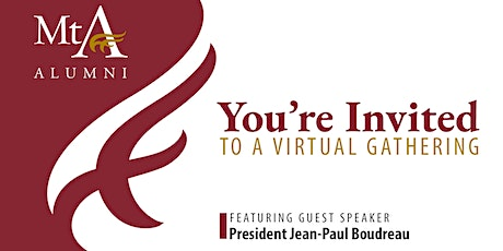 United States Virtual Gathering with special guest President Boudreau tickets
