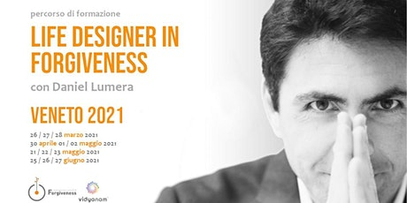 Caparra percorso Life Designer in Forgiveness tickets