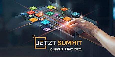 JETZT SUMMIT 2021 Tickets
