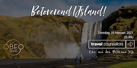 Betoverend IJsland! tickets