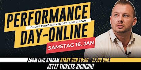 ONLINE PERFORMANCE DAY mit Armin Reischer [COOP] Tickets
