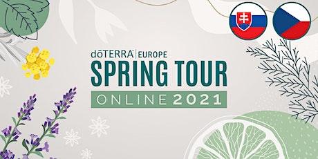 dōTERRA Central Europe Grand Spring Tour Online 2021 - Czech Republic tickets