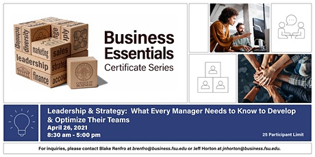 What Every Manager Needs to Know to Develop & Optimize Their Teams tickets