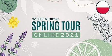dōTERRA Central Europe Grand Spring Tour Online 2021 – Poland tickets