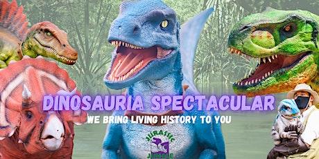 Dinosauria Spectacular: Middle Georgia  tickets