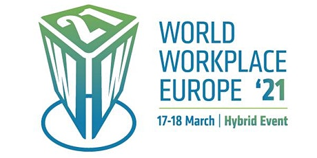 World Workplace Europe 2021* tickets