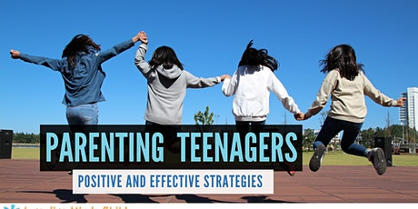 Positive Parenting Workshop (Pre-Adolescent and Teens) tickets