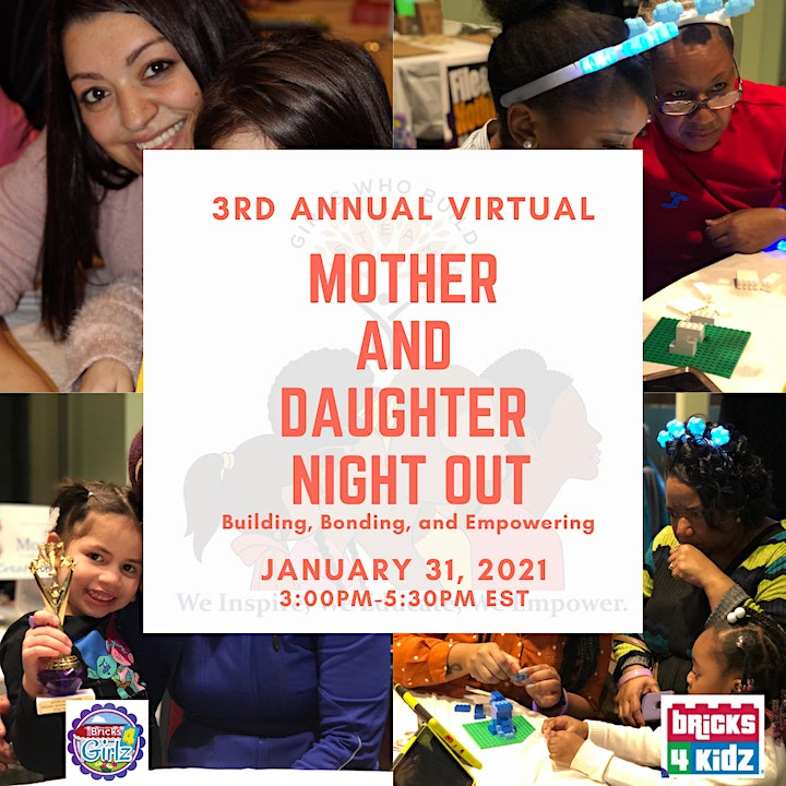 3rd Annual Virtual  Mother  and Daughter  Night Ou image