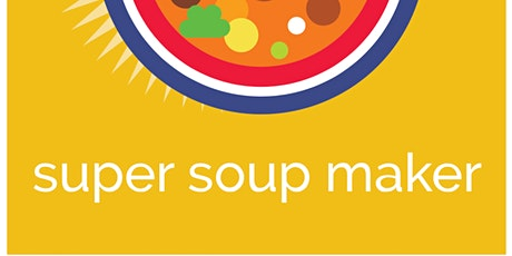 Super Soup Night: a Virtual Cooking Class with Dr. Yum tickets