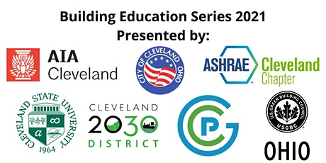 Building Education Series 2021 - New Technology for Healthy Buildings tickets