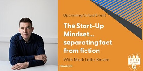The Start-Up Mindset .... separating the fact from the fiction tickets