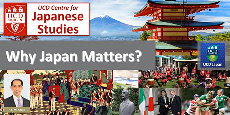 Launch Webinar:  Why Japan Matters? tickets