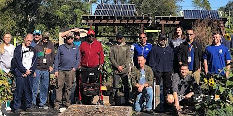 Veterans' GROW Garden Workday tickets