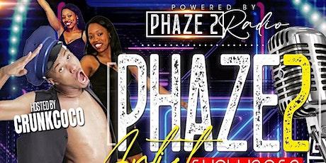 CrunkCoco hosting Phaze 2 Radio's Unsigned Artist Showcase tickets