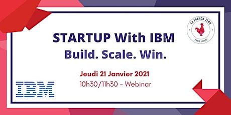"""Start-up with IBM"" billets"