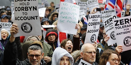 Labour, antisemitism and the EHRC tickets