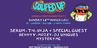 Souped Up - Socially Distanced Party