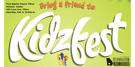 Tiftarea Celebration KidzFest tickets