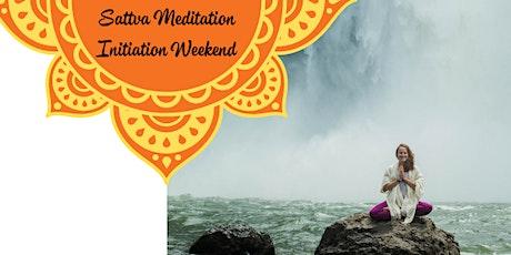 Sattva Meditation Initiation Weekend tickets