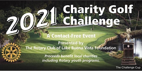 2021 Charity Golf Challenge -- A Contact-Free Event tickets