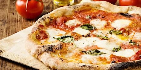 Pizza: how to make it! biglietti