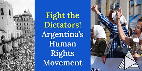 LIVE ONLINE TOUR: Argentina's Human Rights Movement tickets