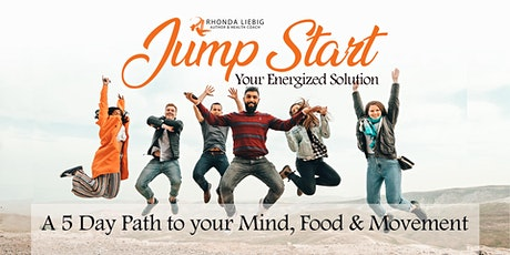 April - Jump Start Your Energized Solution tickets