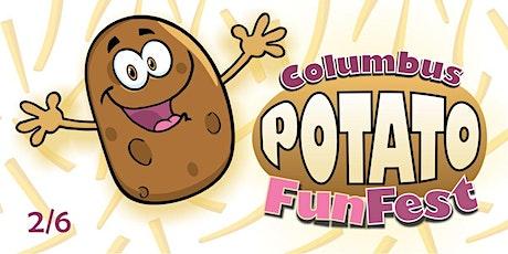 VENDOR REGISTRATION: Columbus Potato Fun Fest 2/6/2021 tickets