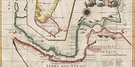 UoP History Webinar - The Maps of the Narbourgh Expedition (1669-1671) tickets