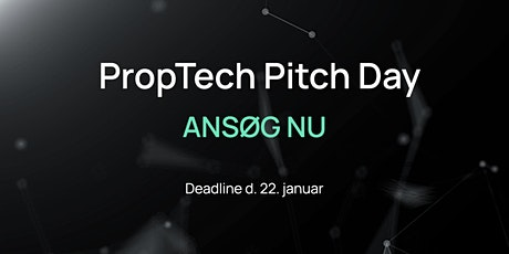 PropTech Pitch Day med Keystones tickets