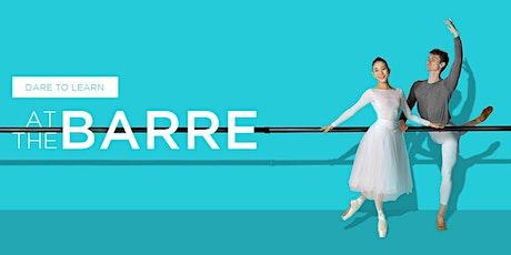Ballet Fundamentals with Jeremie tickets