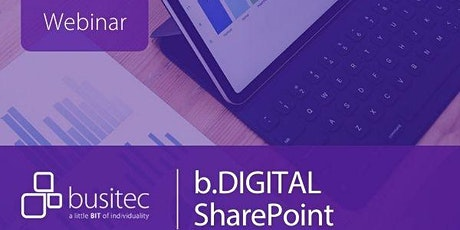 Portal für Fortbildungen mit SharePoint erstellen Tickets