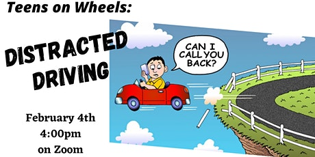 Teens on Wheels: Distracted Driving tickets