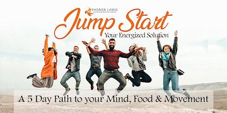 October - Jump Start Your Energized Solution billets