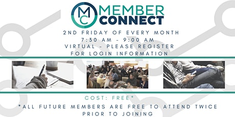 Member Connect  - February 2021 tickets