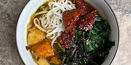 Mighty Miso Soup Online Wholefoods Class tickets