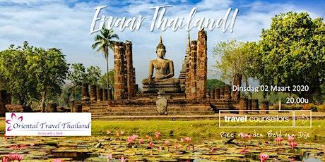 Ervaar Thailand tickets