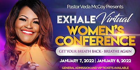 Exhale Virtual Women's Conference 2022 tickets