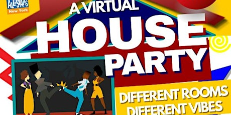 A Virtual House Party for the Parents tickets