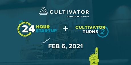 Cultivator 2nd Birthday Bash tickets